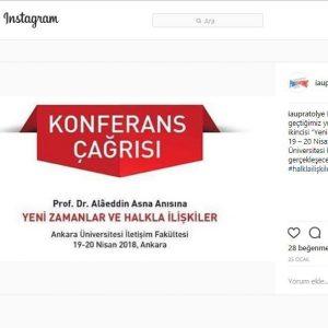 İAU PR Atölye (Instagram)