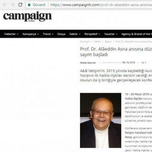 Campaign Türkiye