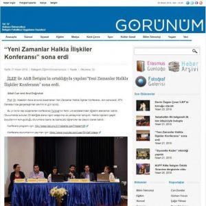Görünüm Gazetesi (Sona Erdi)