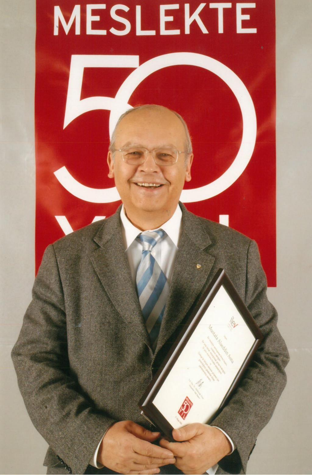 Prof. Dr. Alâeddin Asna Yeni Zamanlar ve Halkla İlişkiler Sempozyumu Basın Bülteni Görseli (1)